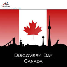 Canada Discovery Day Images