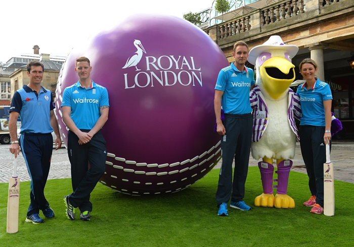 Royal London One Day Cup 2015 Match fixtures Schedules