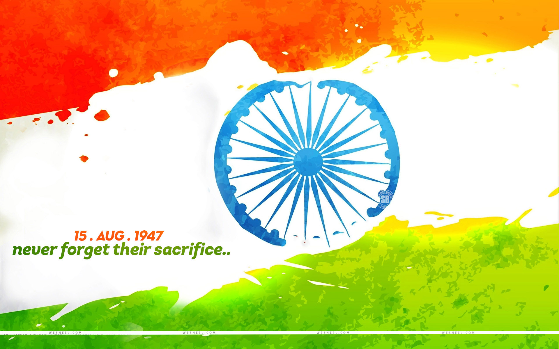 Happy Independence Day 2015 Flag Posters Images Wallpapers Pics