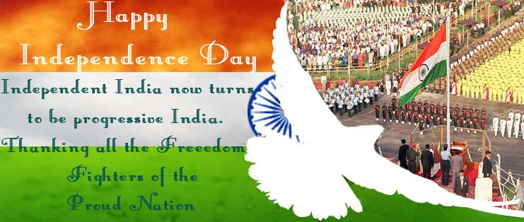 Happy Independence Day 2015 Flag Posters