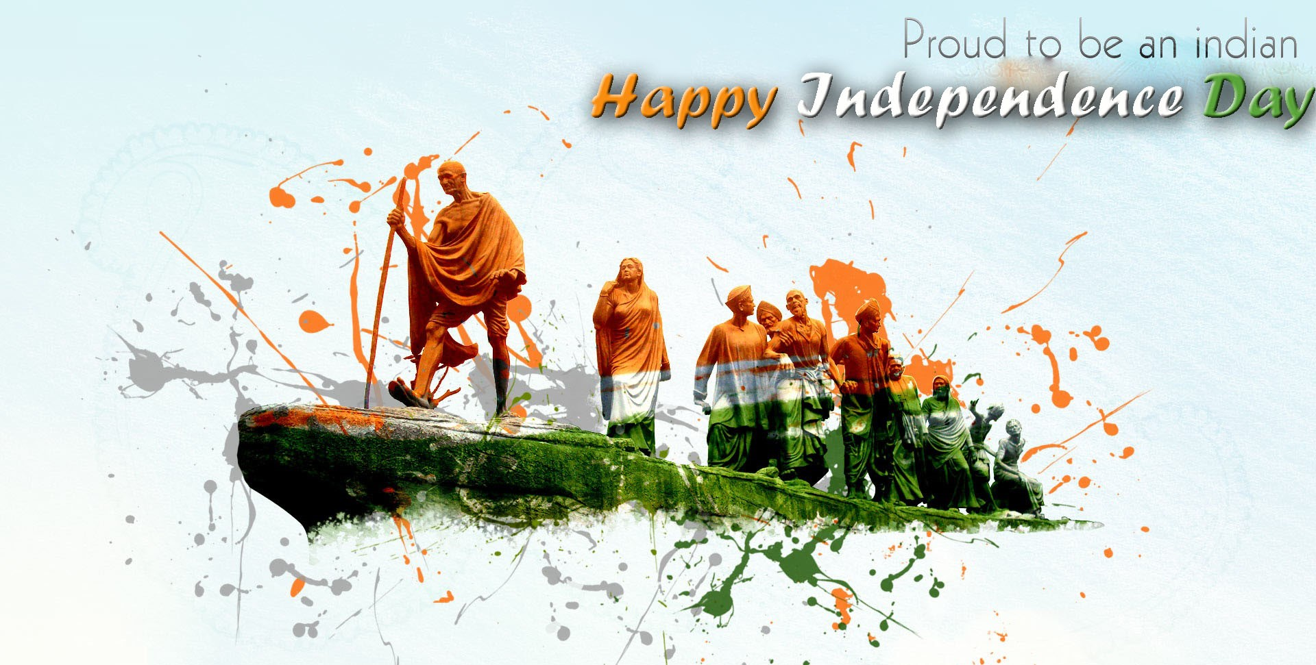 Happy Independence Day Wallpapers Pics 2015