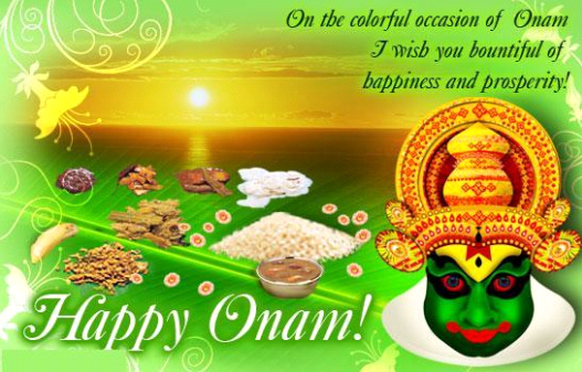 Happy Onam Whatsapp Status FB DP 2015