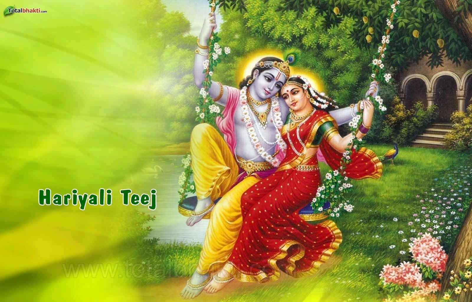 Happy Teej Celebration Images Photos