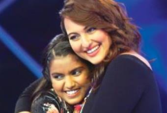 Indian Idol Junior Nahid Afrin To Sing Song In Sonakshi Sinha Akira Movie