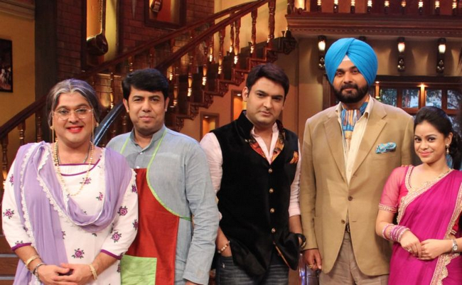 Kapil Sharma Is Back On CNWK Comedy Nights with Kapil 9 August 2015 Episode Video