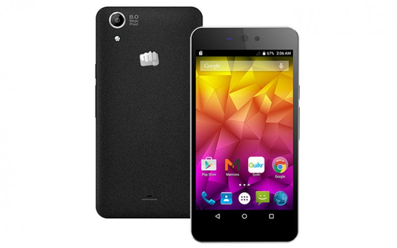 Micromax launches Canvas Selfie 2, Selfie 3