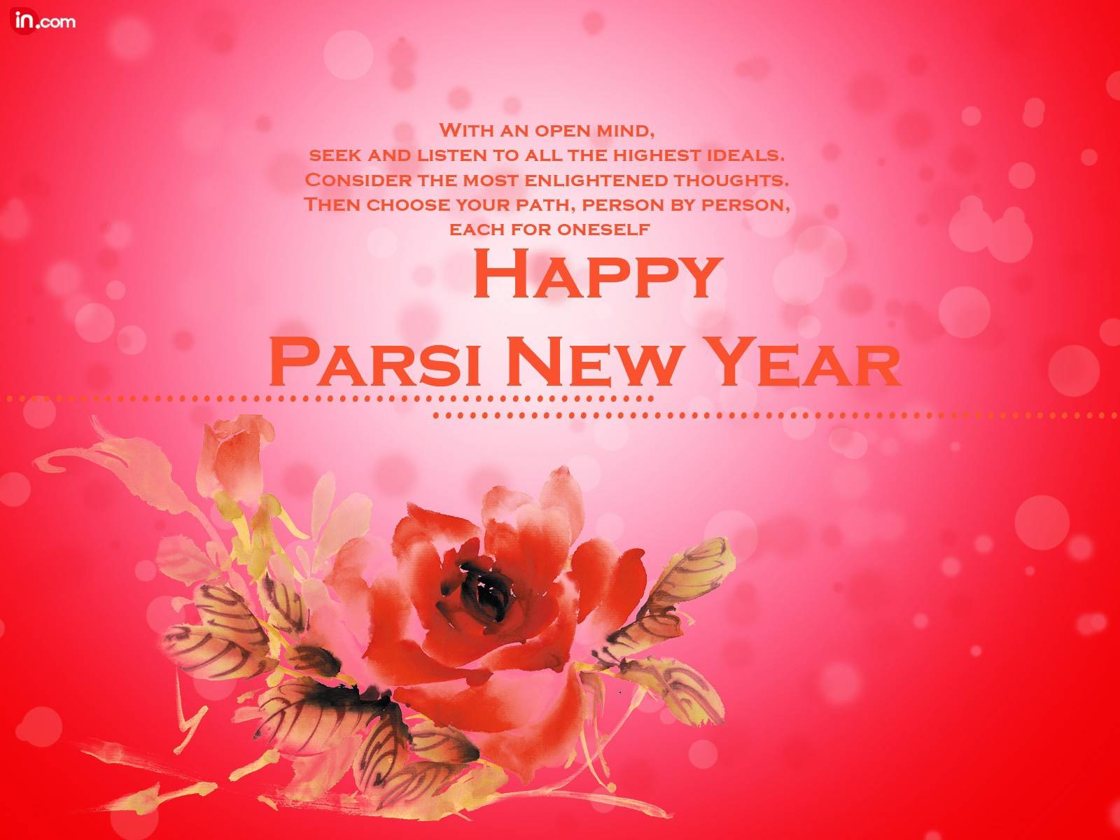 Happy Navroz Mubarak Parsi New Year 2018 Messages Wishes Sms