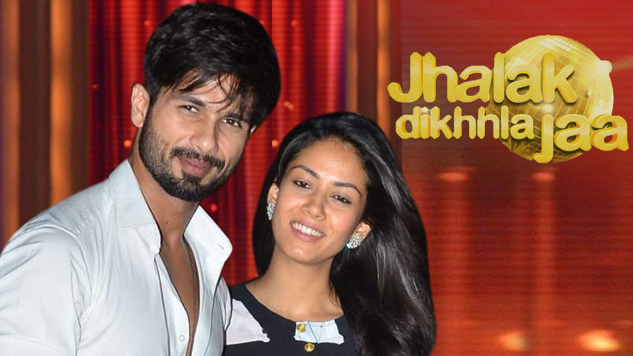 Shahid Kapoor's Wife Mira Rajput To Appear In Jhalak Dikhla Jaa Reloaded 2015
