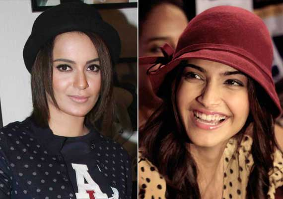 Sonam Kapoor Replaces Kangana Ranaut From Divine Lovers