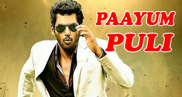 Tamil Paayum Puli Movie Official Trailer HD Video Released