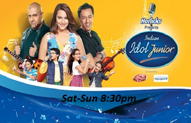 Today Indian Idol Junior Episode Top 4 Finalist Contestants Names Show Video Written Updates