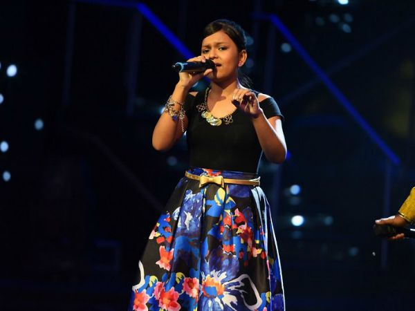 Top 5 Contestants Left Indian Idol Junior Niharika Nath Gets Eliminated On 23 August 2015