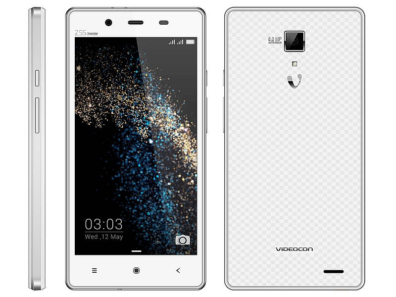 Videocon Z55 Dash Smartphone Features Specifications Launched