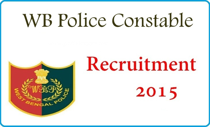 Apply Online Offline For 4284 Constable Posts in West Bengal Police Department