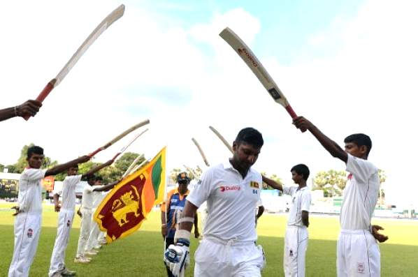 Watch Kumar Sangakkara Farewell Speech Video At The End Of 2nd Test SL vs India 2015