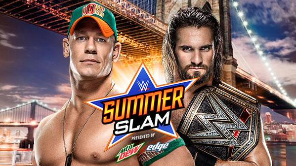 Watch WWE Summer Slam 23 August John Cena Fight Winner Result Prediction