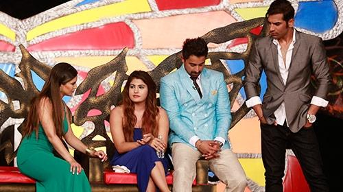 Wild Card Entry Prince Is Back At Mtv Splitsvilla 8 Ep 10 Video Queen Throne Who Dump Elimination