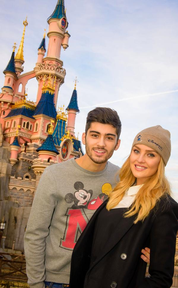 Zayn Malik Dumps Perrie Edwards