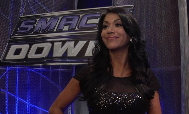 WWE Diva Rosa Mendes Annouced Her Pregnency in WWE.com