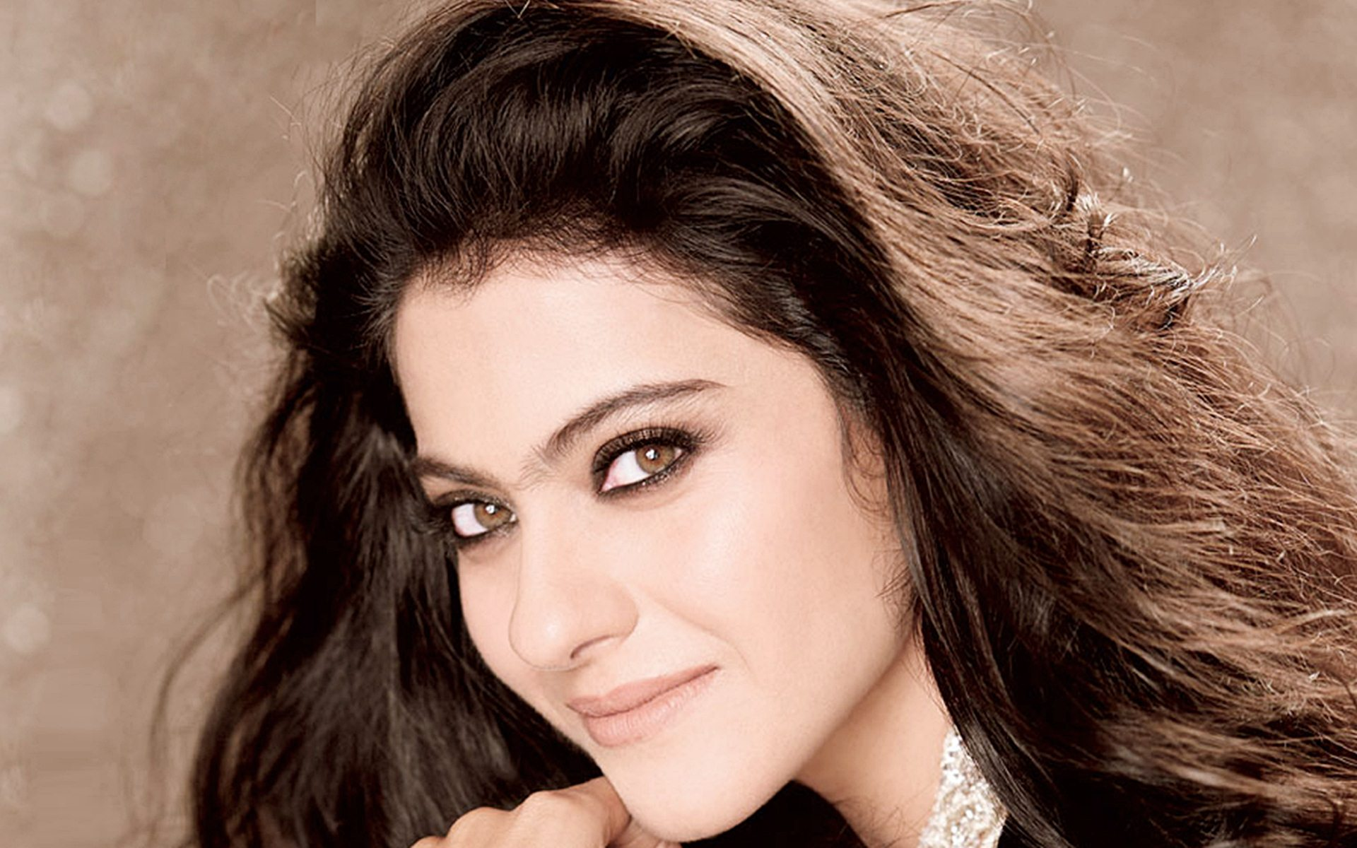 Kajol's Childhood Moments