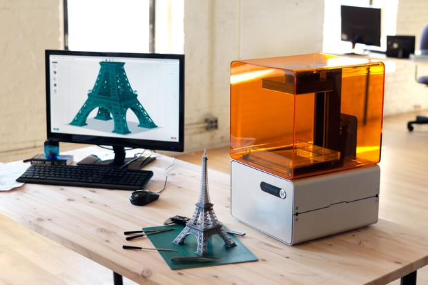 The Revolution In Technology : 3D Printers - A Magic Wand For The Artist