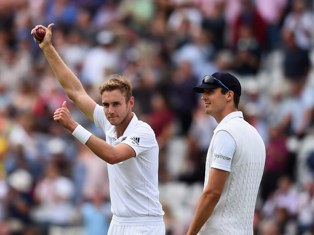 The Ashes 2015 4th Test Match England vs Australia, Australia All Out On 60 Runs, Stuart Broad Took 8 Wickets