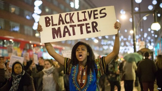 Black Lives Matter revolution
