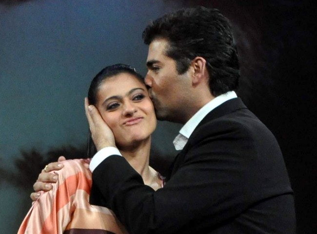 Kajol & Karan johar's Friendship