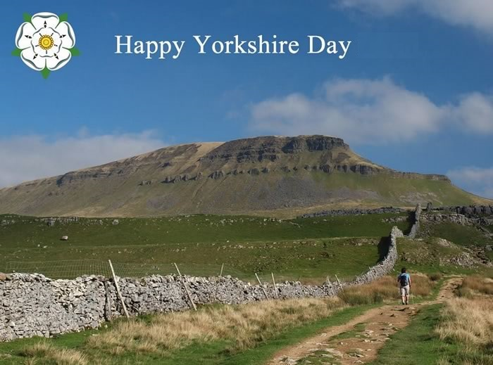 Yorkshire Day Pictures