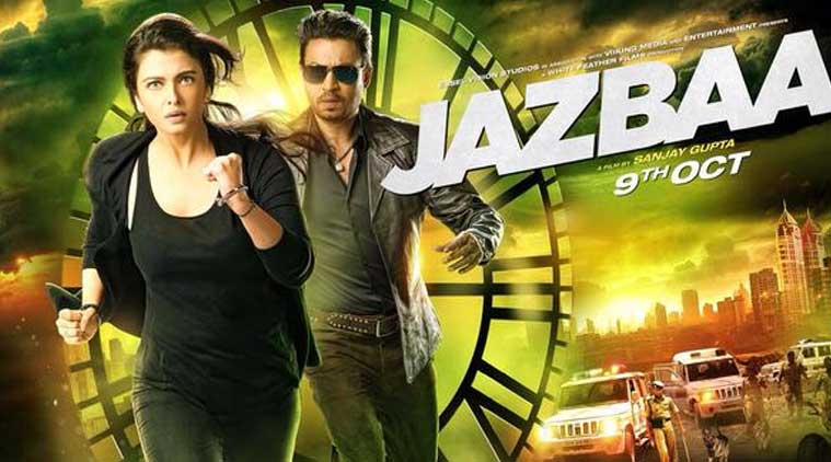 Aishwarya Rai Upcoming Jazbaa Movie New Poster Images Released
