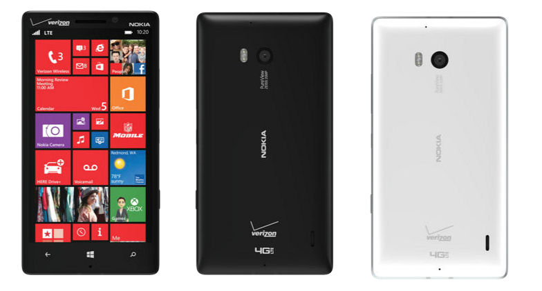 nokia lumia icon Best Smartphones With 20MP Rear Camera