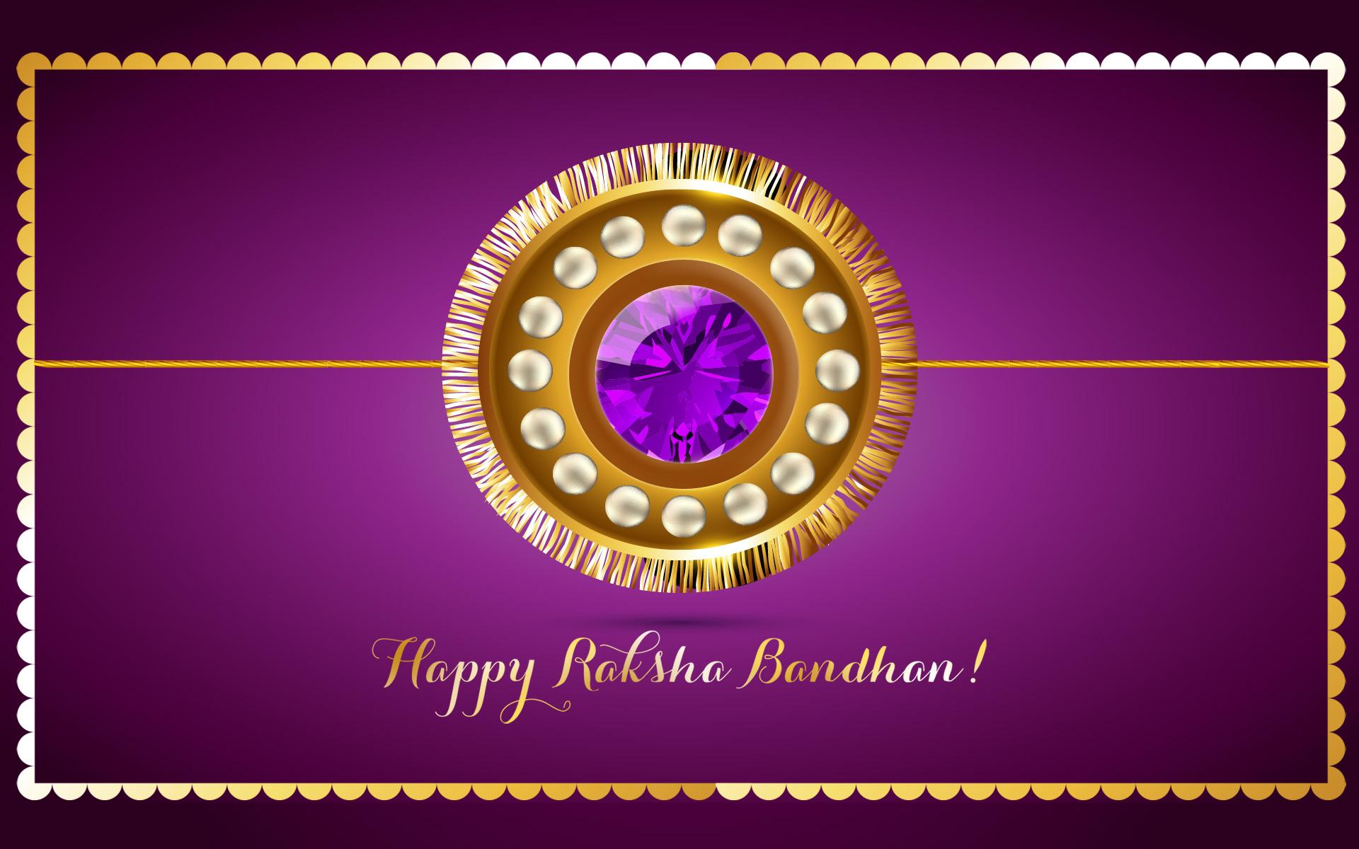 Happy Raksha Bandhan Facebook Covers