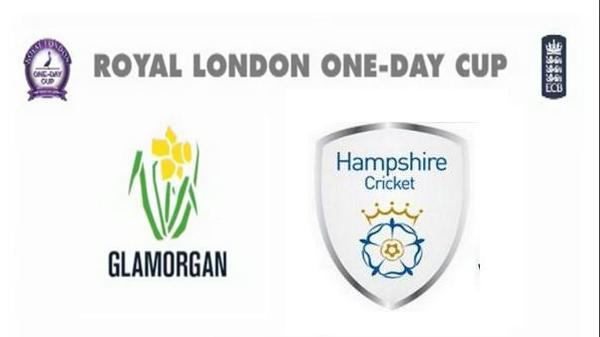 Glamorgan vs Hampshire Match Live Score Streaming Prediction Royal London One-Day Cup 2015