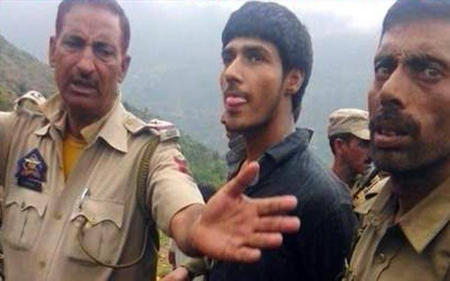 Pakistan Terrorist Usman Khan Caught Alive in Udhampur by J&K Police