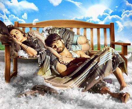 First Look Poster of Shaandaar