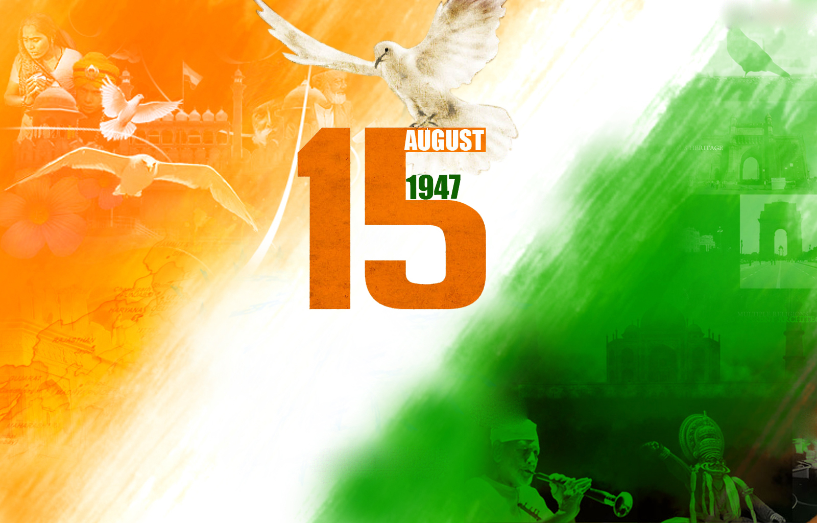 69th Independence Day Pictures