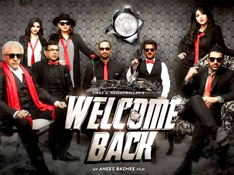 ₹ 70 Crore In 1st Week Welcome Back Movie 7th 8th Day Box Office Collection