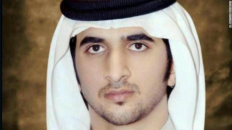 Sheikh Rashid, son of Dubai's Emperor, dies of heart attack at 33