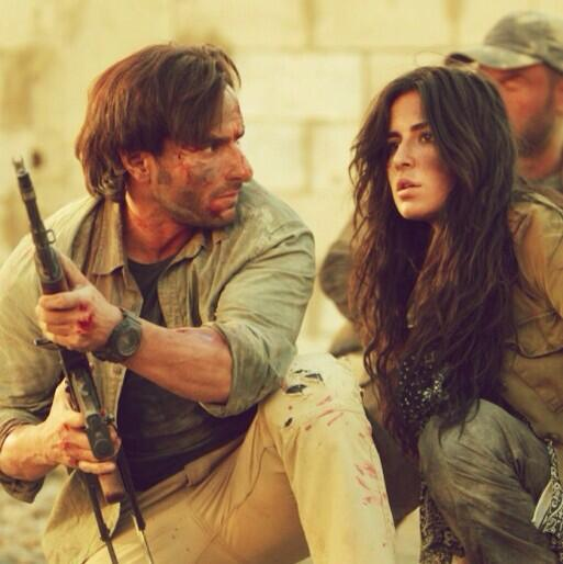 1st Week Phantom Movie 7th 8th Day Box Office Collection