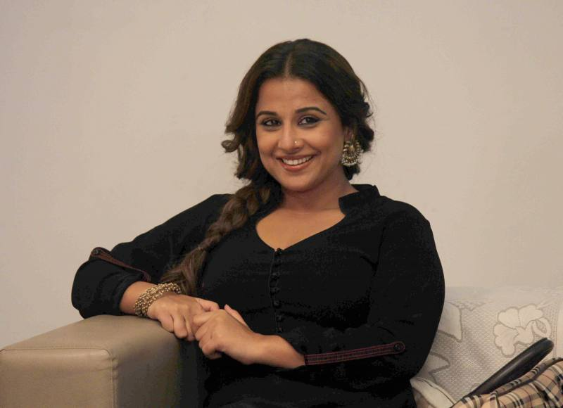 Actress Vidya Balan To Host TED Talks In India