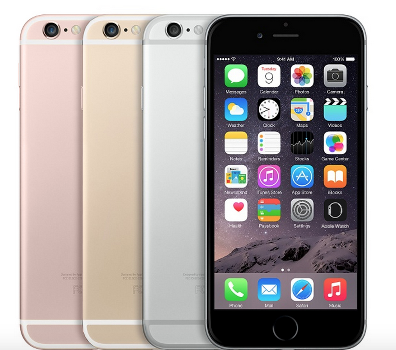 Apple iPhone 6s Specifications Price Images Pics