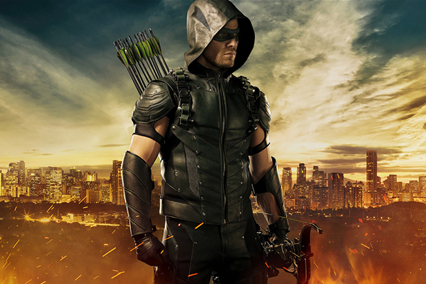 Arrow Show Season 4 Trailer Released