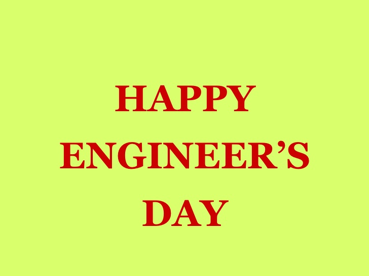 Best Happy Engineers Day Images