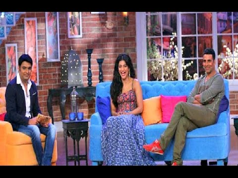 CNWK Akshay Kumar Makes Grand Entry In Comedy Night with Kapil 21st Sep 2015 Episode