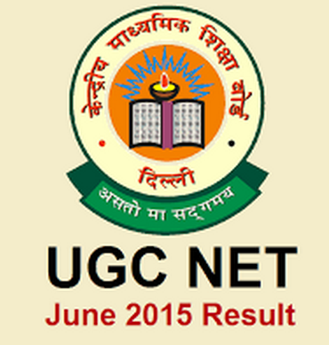 Check CBSE UGC NET Result 2015 cbsenet.nic.in/cbseresults.nic.in-NET December Merit List