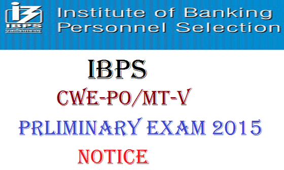 Check Here IBPS CWE-PO/MT-V Exam Date-Venue-Timing Changed for West Bengal State www.ibps.in