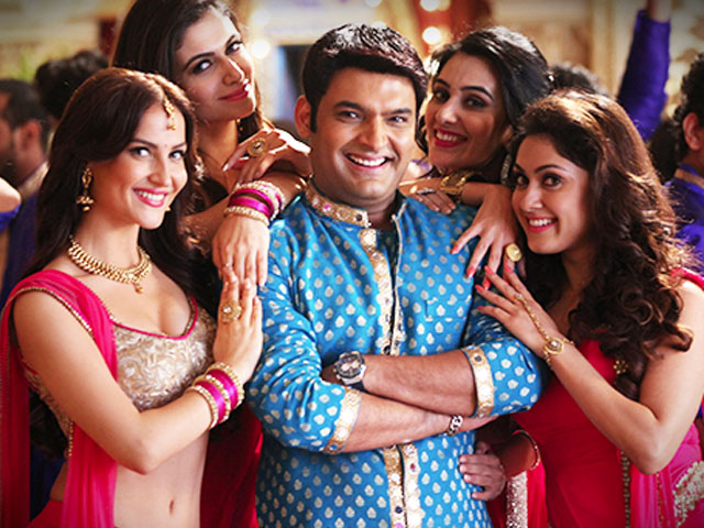 Comedy! Kapil Sharma Kis Kisko Pyaar Karoon Movie Review Rating 1st Day Box Office Collection Hit Flop