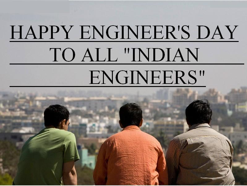 Engineers Day Whatsapp Status FB DP 2015