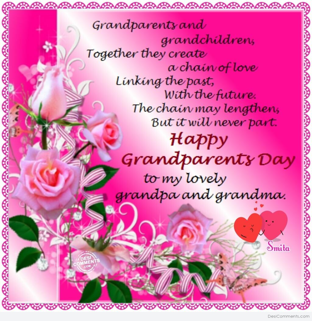 Happy Grandparents Day reetings cards