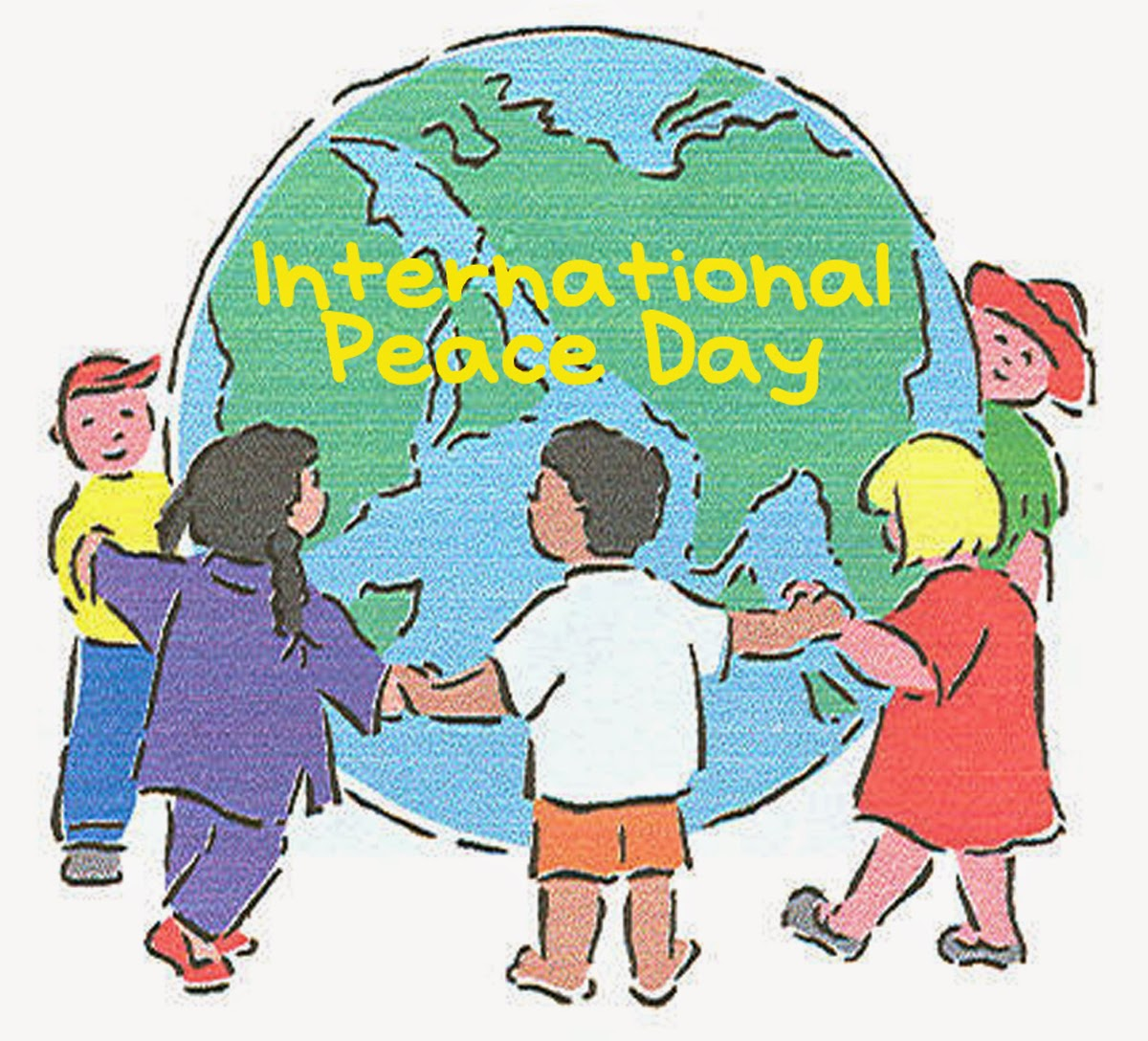 Happy International Day of Peace Whatsapp Status DP 2015